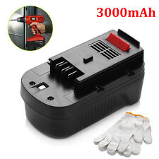 18V Battery For Black & Decker A1718 A18 244760-00 HPB18 Firestorm FSB18 3000mAh