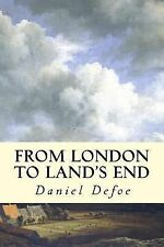 From London to Land's End by Daniel Defoe (2014, Paperback)