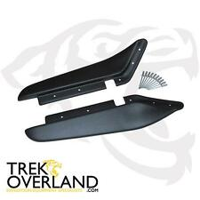 Land Rover Defender 110 Rear of Rear Wheel Dirt D-Fenders - DA1194