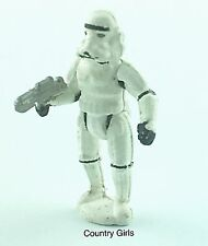 Star Wars Micro Machines IMPERIAL STORMTROOPER Infantry Soldier Galoob Action D8