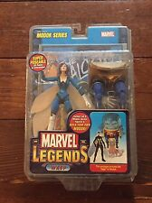 Toybiz Marvel Legends Blue Wasp SUPER RARE Variant Chase Figure