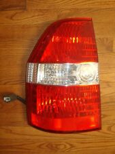2001 2002 2003 ACURA MDX OEM Driver Left Side Tail Light Assembly NICE 042117