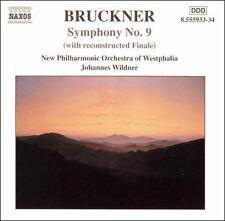 Bruckner: Symphony No. 9, New Music