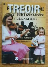 TREOIR COMHALTAS NO 3 2007 IRISH THE BOOK OF TRADITIONAL MUSIC SONG AND DANCE