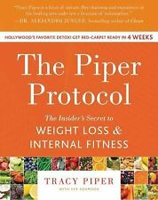 The Piper Protocol: The Insider's Secret to Weight Loss and Internal Fitness, Ad