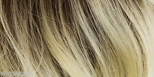 Softly Layered and Slightly Wavy Hair Long Blonde Brunette Straight Wigs