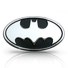 Batman Black Metal Sticker 3D Hyundai I10 Grand Xcent i20 Verna Accent