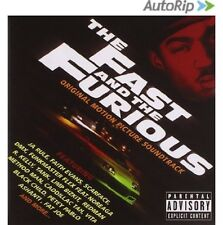 THE FAST AND FURIOUS (BOF) - BOF (CD)
