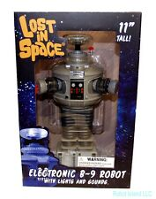 Diamond Select Toys Lost in Space Electronic Lights and Sounds B9 Robot New!