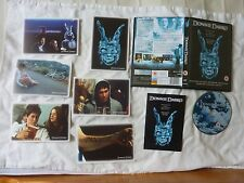 Donnie Darko 2011 movie DVD Jake Gyllenhaal Noah Wylie R2 limited edition cards