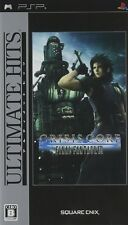 CRISIS CORE  FINAL FANTASY VII     -----   pour PSP  // JAPAN