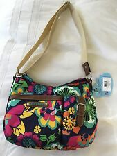Lily Bloom Floral Fiesta Satchel Purse NWT