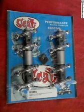 SCAT PRO-STREET 707 VW FORGED ROCKER ARM ASSEMBLIES 1.25 20188S///17