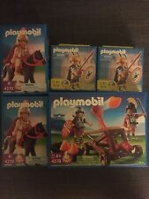 Playmobil Roman Battle Group 4272x2, 4659x2, 4278