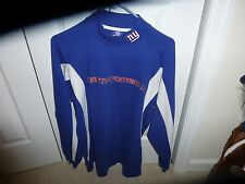 Reebok New York Giants Football Pullover Sweat shirt Classic Team NFL Collection
