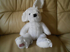 Collectable Paul Smith perfume white rabbit soft toy