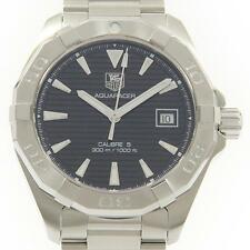 Authentic Tag Heuer WAY2110.BA0910 Aquaracer caliber 5 Automatic  #260-001-17...