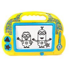 Despicable Me Minions Large Magnetic Scribbler Doodle Etch Sketch Drawing Board