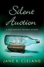 Silent Auction (Josie Prescott Antiques Mysteries), Jane K. Cleland, Good Book