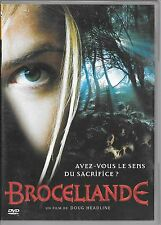 DVD ZONE 2--BROCELIANDE--KIKOINE/MALKI/HEADLINE
