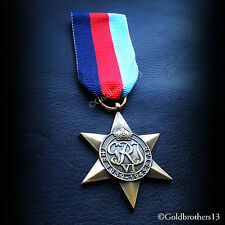 The 1939 - 1945 Star WW2 Military Medal British Army Commonwealth New Copy;