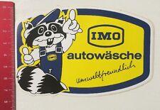 Aufkleber/Sticker: IMO - Autowäsche - Umweltfreundlich (16031678)