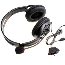 Big Gaming Headset with Microphone Mic for XBOX 360 XBOX360 Live Controller
