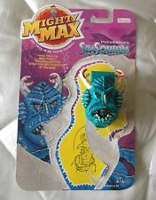 Mighty Max Horror Head - Sea Squirm