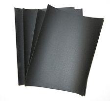 "FINE Sandpaper Wet or Dry 7 pc.9""x11"" COMBO 400/600/800/1000/1200/1500/2000 Grit"