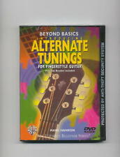 ALTERNATE TUNINGS FINGERSTYLE ACOUSTIC GUITAR DVD NEW