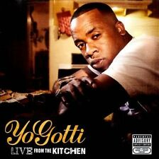 Live from the Kitchen [PA] * by Yo Gotti (CD, 2012, Polo Grounds/J)