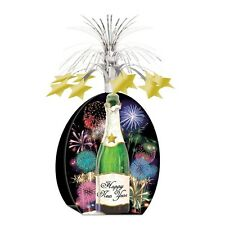 Champagne Bottle Centerpiece NEW YEAR'S EVE Party Decoration