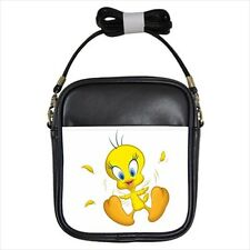 Cute Tweety Bird Cross Body Sling Bag