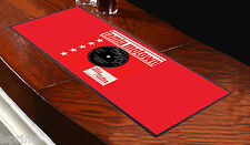 TAMLA MOTOWN FRANK WILSON RED BAR RUNNER IDEAL FOR ANY OCCASION PARTY'S PUBS