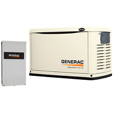 Generac Guardian 16kW Standby Generator System (200A Service Disconnect + AC ...