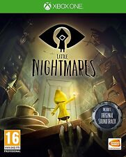 LITTLE NIGHTMARES XBOX ONE GAME UK PRE-ORDER RELEASED 28 APRIL 2017 Rated 16+