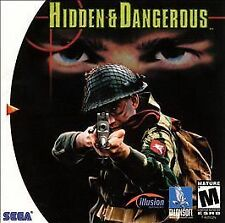 Hidden & Dangerous (Sega Dreamcast)