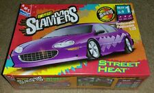 AMT ERTL 1/24 SNAPFAST SLAMMERS STREET HEAT Model Car Kit 30003 + Free Tattoo