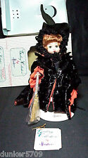 1992 HALLOWEEN EFFANBEE HOLIDAYS OF THE YEAR SERIES 9 IN TALL NEW IN BOX