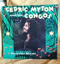 cedric myton and the congos /face the music