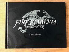 Fire Emblem Awakening el libro de arte-Nintendo 3DS-promoción de marca nueva