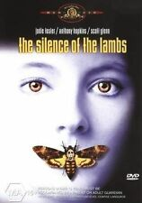 The Silence Of The Lambs - Anthony Hopkins (DVD, 2004)