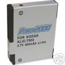 KLIC-7002 KLIC7002 Battery for Kodak 8751091 V530 V603