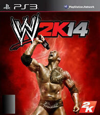 PS3 - WWE 2K14 Game