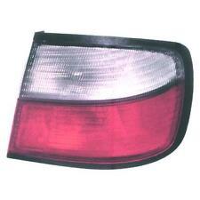 Faro fanale posteriore Sinistro NISSAN PRIMERA 96-99 grigio -rosso esterno berli
