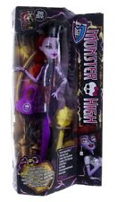 NEW OFFICIAL MONSTER HIGH OPERETTA FREAKY FUSHION DOLL SCAREMESTER DOLLS