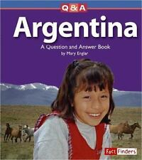 Argentina: A Question and Answer Book (Questions and Answers: Countries)