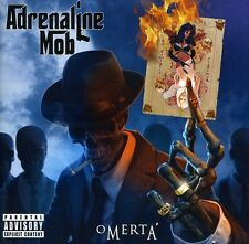 Omerta - Adrenaline Mob (2012, CD NEUF) Explicit Version