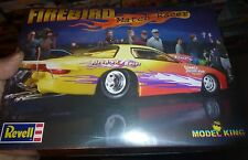 Revell Firebird Match Racer Pro Stock Drag KING 1/25 Model Car Mountain FS
