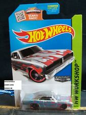 HOT WHEELS 2015 #206 -7 74 BRAZILIAN DODGE CHARGER ZAMAC 8 AMER WORK